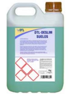 Detergente aromático DTL -...