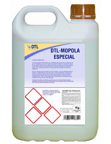 Abrillantador captador de polvo DTL -...