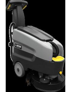 Fregadora de suelo compacta...