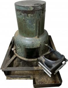 Centrifugadora de Aceite
