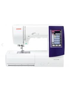 Máquina de coser y bordar -...